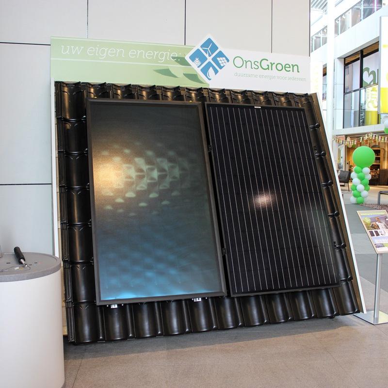 informatie over de voordelen van groene stroom