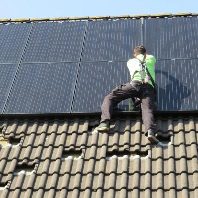 zonnepaneelplaatsing-dak